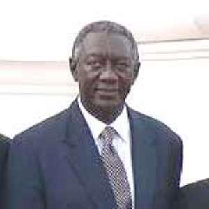 Presidency Stonewalling Enquiries Into… Why Is Kuwait Oil Suing Prez. Kufuor